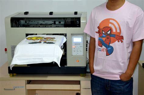 Mesin Printer Dtg A2 Epson by Dtgjet Truecolor T1800 A3 Portable Dtg Printer