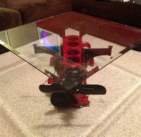 17 Best Images About Engine Block Coffee Table On Engine Block Coffee Tables