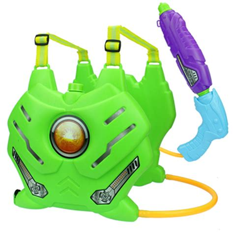 Water Gun With Backpack 2015 sale guns plastic toys big water gun backpack