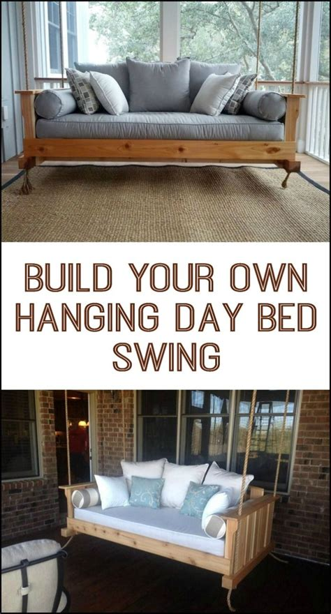 how to build a daybed swing 25 best ideas about pallet daybed on pinterest wood