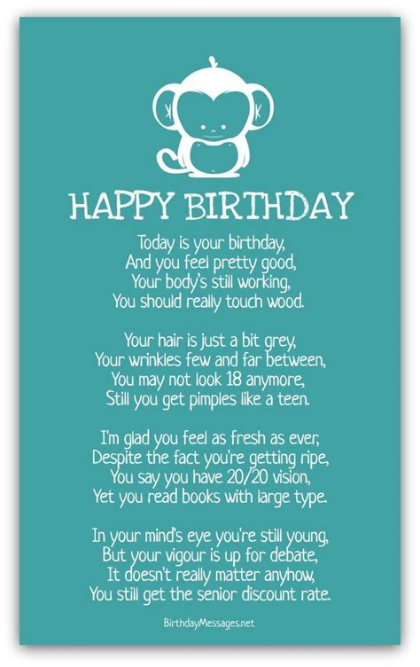 Birthday Wishes Poem