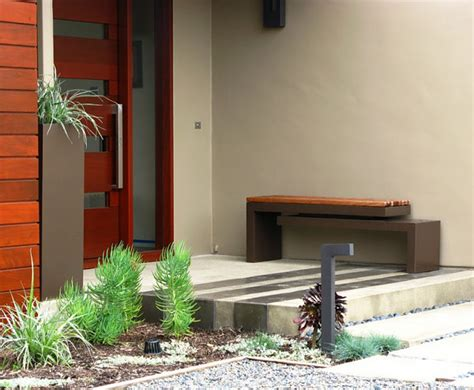 front entrance bench refresh your house s entrance with these entrance porch
