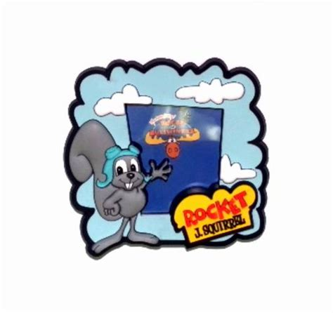 squirrel rubber st buy rocky and bullwinkle rocket j squirrel rubber