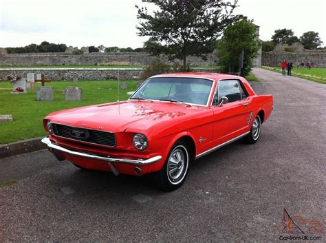 how much is a 1966 mustang worth 1966 ford mustang coupe worth