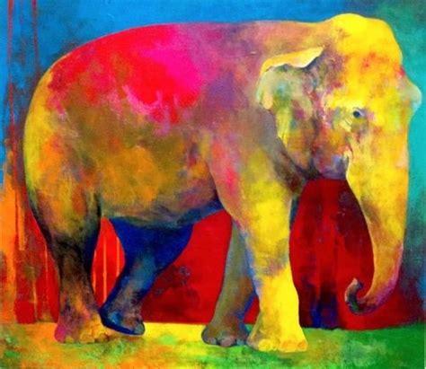 color elephant i elephants