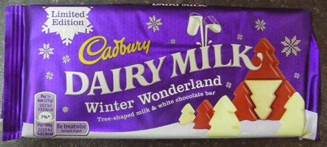 Chocolate Ption 1 In Winter by Something To Look Forward To Cadbury Dairy Milk Winter