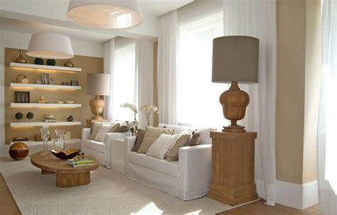 decoração sala de estar azul e marrom decora 231 227 o em tons de marrom e bege ambientes lindos e