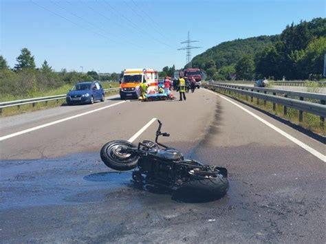 Motorrad Club Pirmasens by T 246 Dlicher Unfall Auf A 8 Bei Zweibr 252 Cken Neue Hinweise