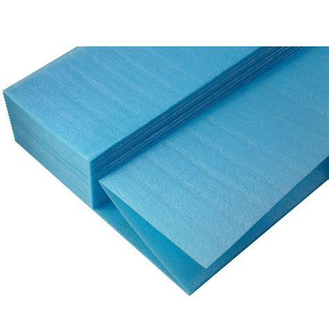 Moisture Barrier Foam Underlay 3mm   Flooring   B&M