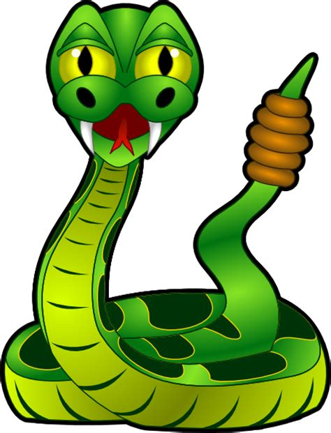 snake clipart rattle snake clip at clker vector clip