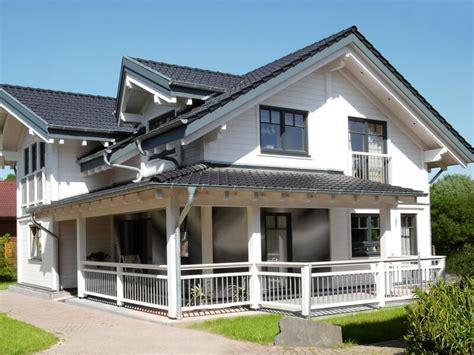 Veranda Ums Haus by Fertighaus V 246 Ma Bio Bau Haus Pro Ambiente
