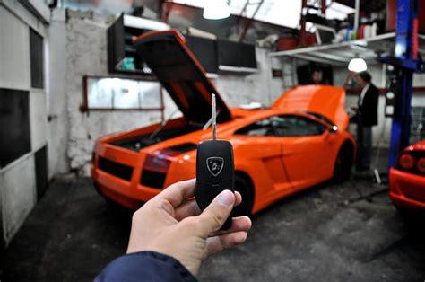 Lamborghini Gallardo Key Lamborghini Gallardo Key Flickr Photo