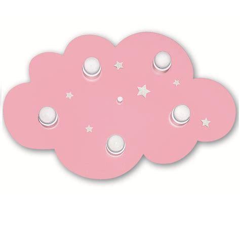 kinderzimmer deckenleuchte rosa kinderzimmer deckenleuchte wolke in rosa 5 flg wohnlicht