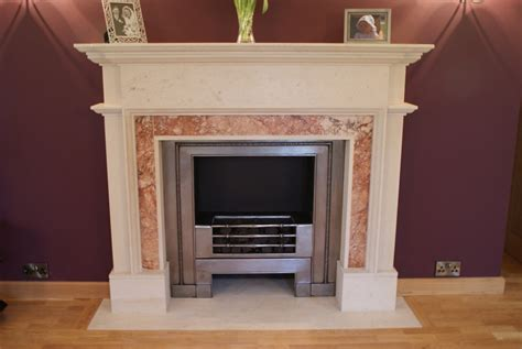 Sandstone Fireplace Surrounds by The Fireplace Company Handcrafted