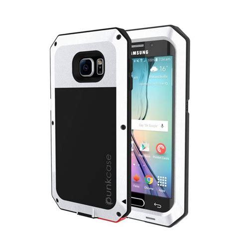 Samsung Galaxy S7 Edge Armor Steel Cover Kaya Mei galaxy s6 edge plus ghostek back cloak series slim