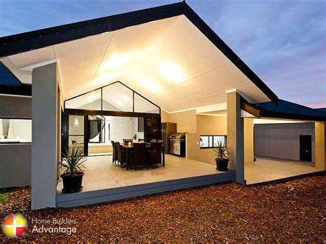 Kitchen Designs Perth Wa by Outdoor Kitchen And Alfresco With Raking Ceiling