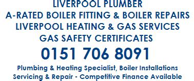 fixed rate pricing for liverpool plumbing heating services