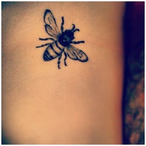 small bee tattoo 28 bee designs for and