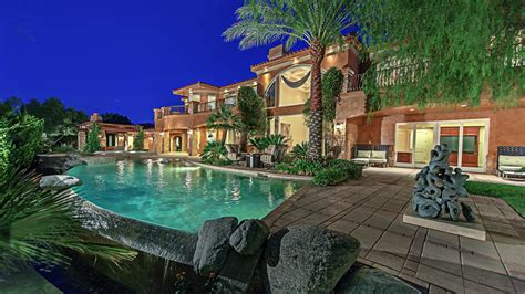 mike tyson house mike tyson buys new las vegas home see inside today com