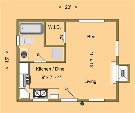 cozy master bedroom floor plan design