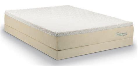 Pillow Top For Tempurpedic Mattresses by Tempur Pedic Tempur Cloud Collection Tempur Cloud