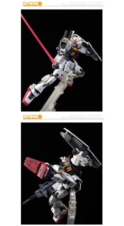Rg 1 144 Gundam Mk Ii A E U G rg 1 144 rx 178 gundam mk ii a e u g remodeled by ngt photoreview big size images gunjap