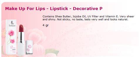 Lipstik Purbasari Seri P topic review 08 purbasari lipstick p series 10