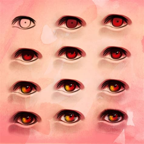 paint tool sai eye tutorial deviantart eye process 8 by ryky on deviantart