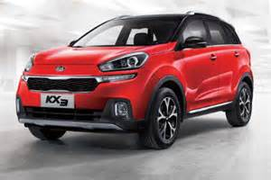 exclusive kia b suv to be called stonic automotive