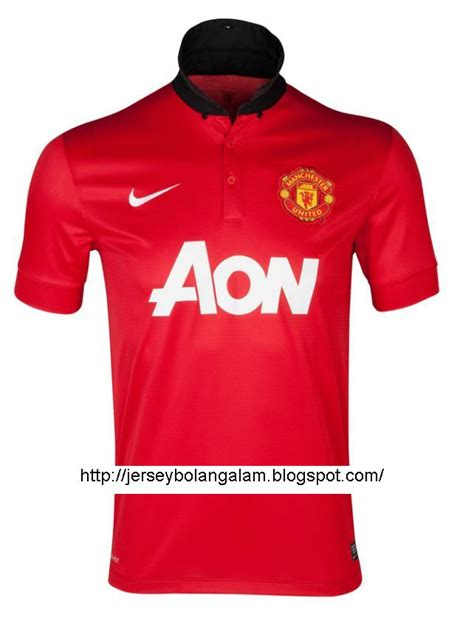Jersey Manchester United 2013 Grade Ori jual jersey bola malang murah grade ori made in thailand