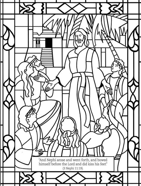 lds coloring pages latter day saints coloring pages lds coloring pages