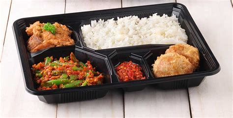 Katering Box Bento lunch box murah images