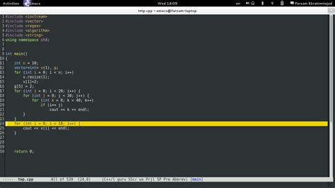 emacs24 color themes linux changing highlight line color in emacs stack