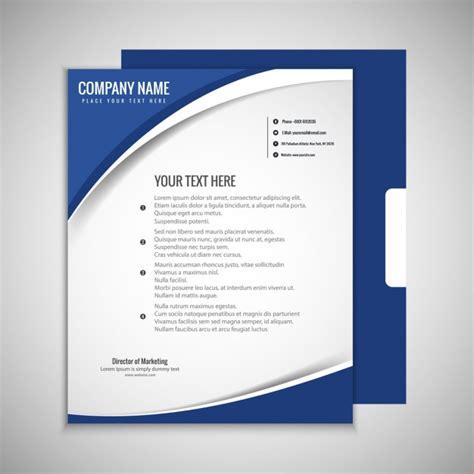 Blau Vorlage Blau Wellig Brosch 252 Re Vorlage Der Kostenlosen Vektor