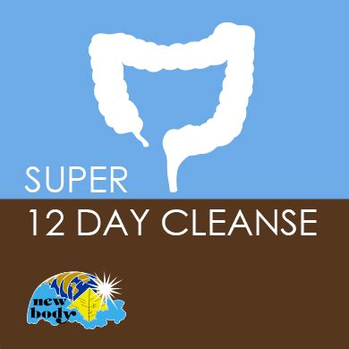 12 Day Detox Plan by 12 Day Cleanse Program 4 Pg Ckls Freed Om Wormz B