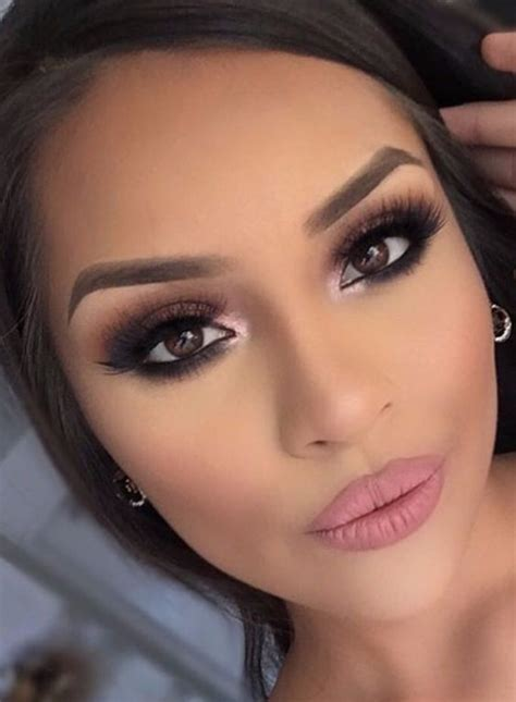 Este maquillaje: ¿Para día o noche?   Belleza   Foro Bodas.net
