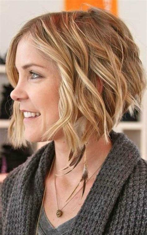 Wavy Bob Hairstyle by 40 Gorgeous Wavy Bob Hairstyles To Inspire You Epic
