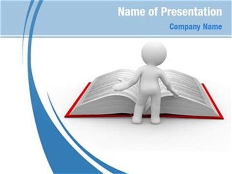 reading powerpoint template book reading powerpoint templates book reading