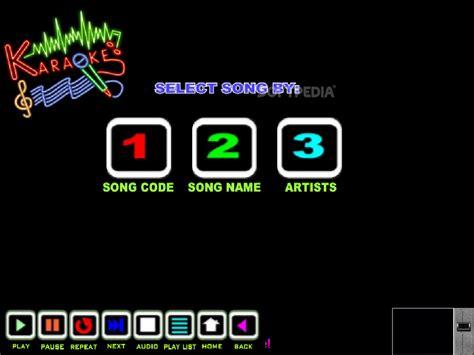 best karaoke player software software karaoke player