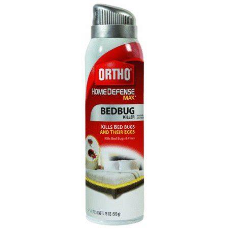 ortho home defense dual action bedbug killer walmartcom