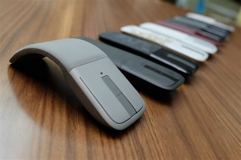best wireless touch mouse best portable pc mice windows central