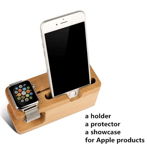 office desk phone holder imeaning portable universal wooden phone holder stand