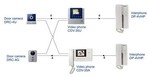 4 wire intercom wiring diagram 30 wiring diagram images