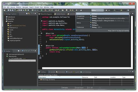 theme eclipse indigo download eclipse neon for java developers download lama
