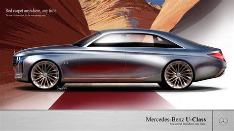 mercedes u class concept redefines luxury as an
