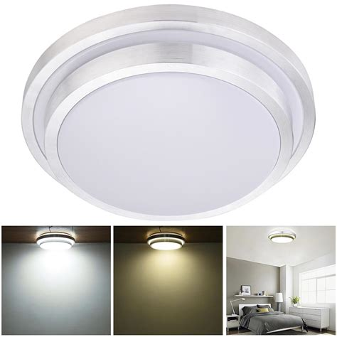 48w flush mount led pendant light ceiling l bedroom 24w 36w 48w modern flush mount led ceiling light pendant