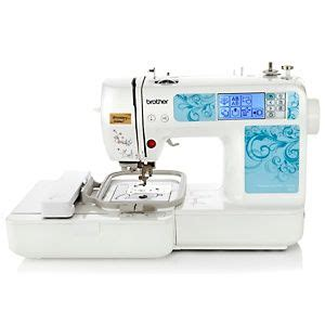 brother he 1 embroidery machine at hsn.com...time for