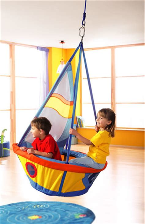kid swings haba ships see saw swing kids decor other metro by