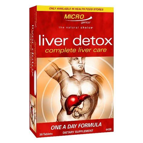 Microgenics Liver Detox by Discount Vitamins Microgenics Liver Detox 30 Tabs