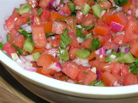 and me designs fresh salsa recipe